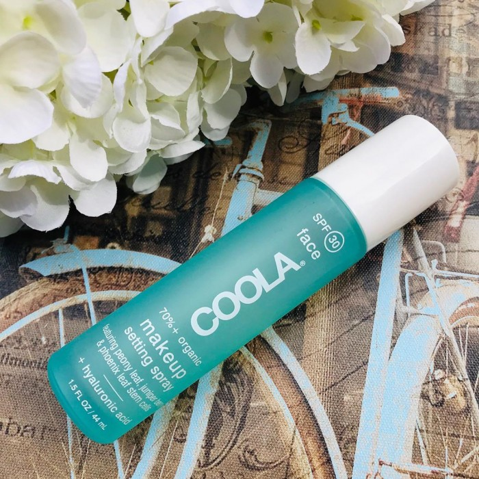 Coola Make Up Setting Spray SPF30
