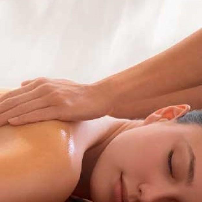 Relaxation Back, Neck & Shoulder Massage